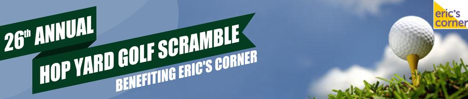 The 2019 Hop Yard Golf Scramble Benefiting Eric's Corner